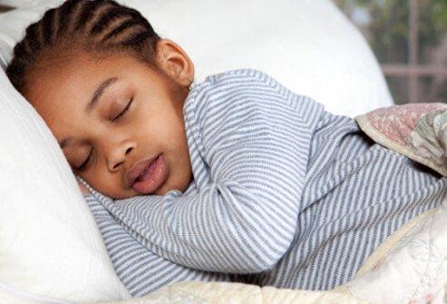 Five Common Child Sleeping Habits