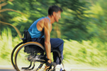 5 Ways to Stay Fit in a Wheelchair