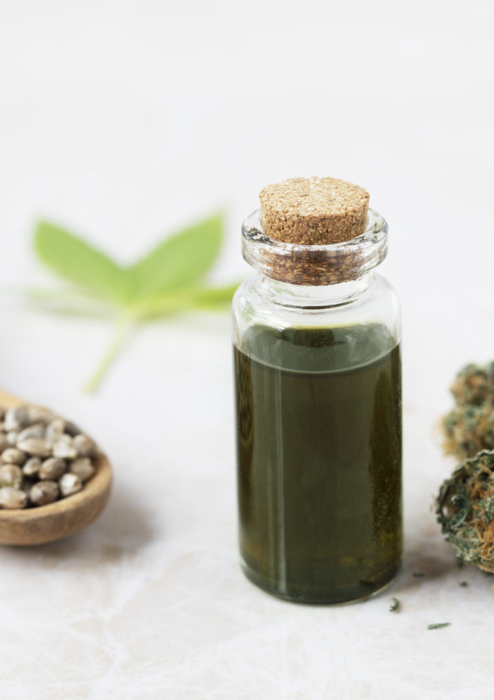 What kind of pain relief can you expect from topical CBD?